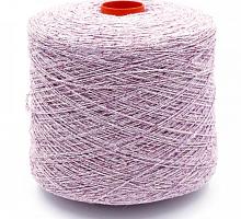 Сета Буретте стрейч (99% шёлк буретт, 1% эластан, 500м/100г) 102 - розово-сиреневый