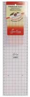 Линейка для пэчворка с градицией в сантиметрах, 60 х 16 см