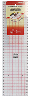Линейка для пэчворка с градацией в сантиметрах, 60 х 16 см