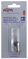 Лампочка для швейных машин, винтовая, 2х5.6 см