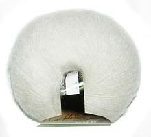 Пряжа Софт Дрим (Soft Dream), 100 белый