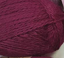 Пряжа Рэббит ангора (Rabbit Angora), цвет 40 цикламен
