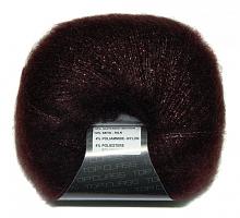 Пряжа SILK MOHAIR LUREX (Силк Мохер Люрекс), цвет 13349 шоколад