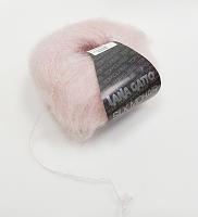 Пряжа SILK MOHAIR LUREX (Силк Мохер Люрекс), цвет 12921 нежно-розовый