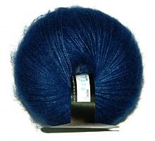Пряжа Софт Дрим (Soft Dream), 7070 сапфир ярко-синий