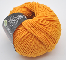 Пряжа Austermann-Merino-105-0354 апельсин