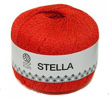 Пряжа Стелла 372 красный