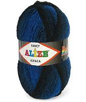 Rainbow Alize (Рейнбоу Ализе), цвет 1250 черно-синий