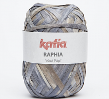 "Пряжа Raphia ""Wood Pulpe"" (Рафия)"