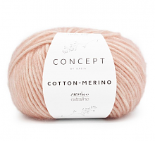 Пряжа Cotton-Merino (Коттон-Мерино)