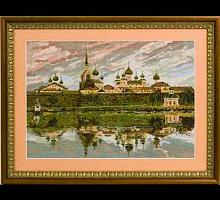 """Набор для вышивания """"Соловки"""" ЦМ-660"""