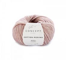 Cotton-Merino (Коттон-Мерино Плюс), 304 бело-розовый