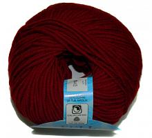 Пряжа Фулл (Full), цвет 2029 спелая вишня