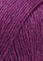 Пряжа Yak, цвет 48 сливово-малиновый