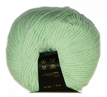 Мерино софт 18 нежная зелень