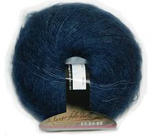 Пряжа Софт Дрим (Soft Dream), 7080 темно-синий