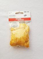 Чесуча (дикий шелк) для валяния, золотисто-желтый