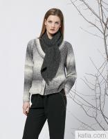 Пряжа Cotton-Merino Plus (Коттон-Мерино плюс), цвет 300 серый