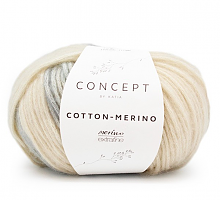 Пряжа Cotton-Merino Plus (Коттон-Мерино плюс)