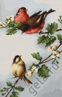 """Набор для вышивания """"Птички"""""""
