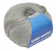 Пряжа Суперсофт (SUPERSOFT), цвет 20439 светло-серый