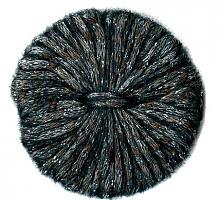 Пряжа Галлери (GALLERY), цвет 8324 черно-серый
