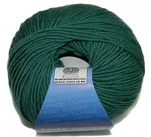 Пряжа Суперсофт (SUPERSOFT), цвет 13569 темная зелень
