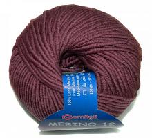 Пряжа Мерино-12 № 0019 марсала