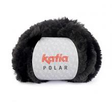 Пряжа Polar ( Полар) цвет 87 черный