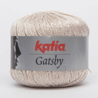 Пряжа GATSBY, цвет 52 перламутр