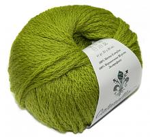 Пряжа Катенелла (Catenella), цвет 719 зеленый горошек