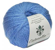 Пряжа Катенелла (Catenella) 280 ярко-голубой