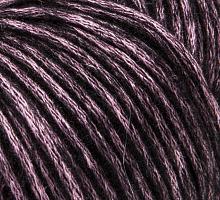 Пряжа Cotton-Merino, цвет 54 черно-розовый