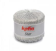 Пряжа Star (Стар) цвет 501 серебро