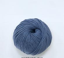 Меринокот (Merinocot) 13158 серо-голубой джинс