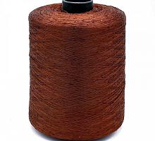 Пайетки (PAILLETTES, 100% Полиамид, 720м/100г) 123 - терракот темный