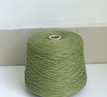 ОПЕРА (50% шёлк, 25% хлопок, 25% вискоза 300м/100г) 25108-светло-зеленый