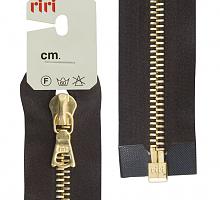 Молнии RIRI-6 мм, металл. золото, атлас, подвеска FLASH