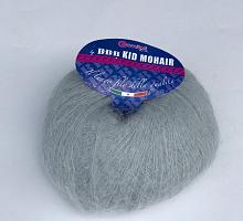 Пряжа Kid Mohair (Кид мохер) 9501 мышонок