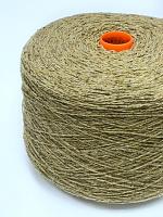 SETA BOURETTE 2/800 (100% буретный шелк, 400/100г) 305 - липовый мед