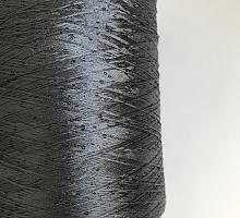 Пайетки (PAILLETTES, 100% Полиамид, 720м/100г) 056 - графит