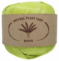 Пряжа Рафия (Raffia), цвет 202 цитрон