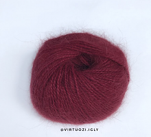 Ангорино (Angorino) 7278 вишневый