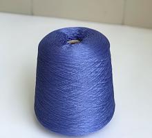 Саммэр Тайм (75% шелк, 25% кашемир, 1500м/100г) 25004 - ярко-синий