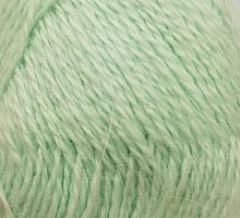 Пряжа Рэббит ангора (Rabbit Angora), цвет 41 салатовый