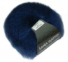 Силк мохер 6035 темно-синий