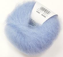 Пряжа SILK MOHAIR LUREX (Силк Мохер Люрекс), цвет 8480 голубой