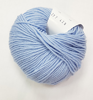 Мерино 125 (Merino 125), цвет 277 голубой