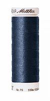 НИТЬ ДЛЯ ДЖИНС DENIM DOC 75 цвет 3623 темный джинс