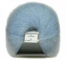 Мохер Рояль 2119 небесно-голубой